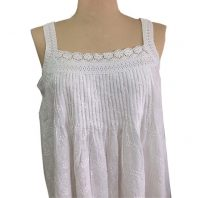 Cotton Nightie for Relaxed and Comfortable Sleep