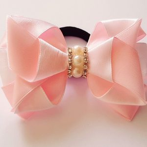 Hair Bow – Pink