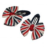 Grosgrain Hair Clips for Baby and Cute Girls