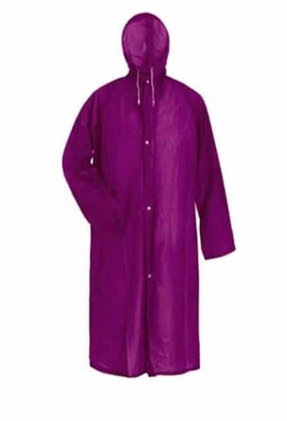 Raincoat – Purple