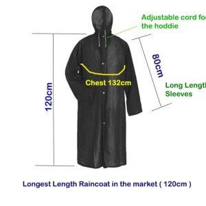 Raincoat – Black