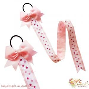 Pink Hair bow organiser