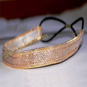 Gold Silver Headband