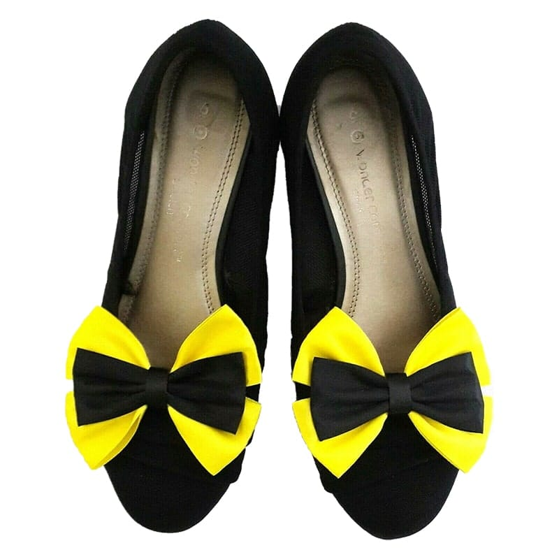 Emma Wiggle Bow Shoe Clips